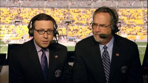 Ian Eagle - NFL on CBS Commentator (5)