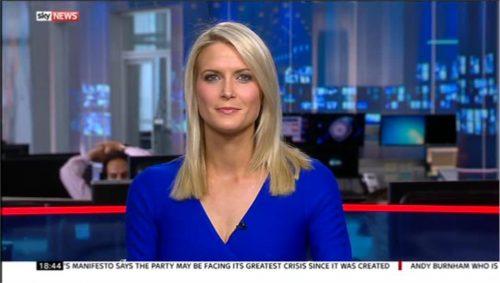 Jo Wilson - Sky Sports News Presenter (1)