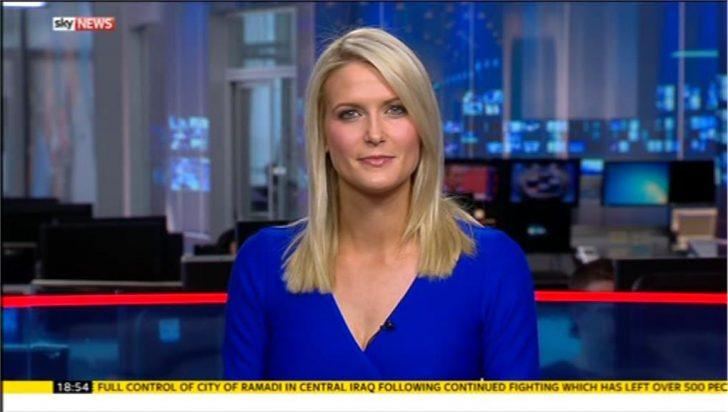 Jo Wilson - Sky Sports News Presenter (2)