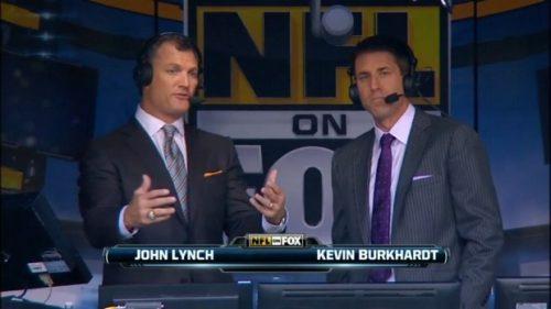 Kevin Burkhardt - NFL on FOX Sport Commentator (1)