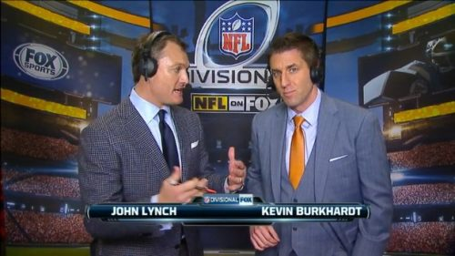 Kevin Burkhardt - NFL on FOX Sport Commentator (3)