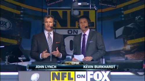 Kevin Burkhardt - NFL on FOX Sport Commentator (4)