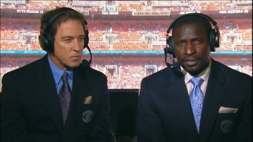 Kevin Harlan - NFL on CBS Sports Commentator (1)