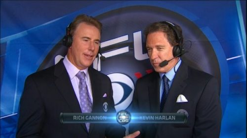 Kevin Harlan - NFL on CBS Sports Commentator (4)
