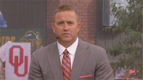 Kirk Herbstreit - College Football on ESPN Presenter (1)