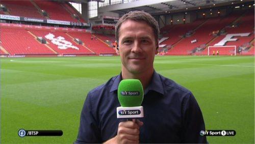 Michael Owen - BT Sport (2)