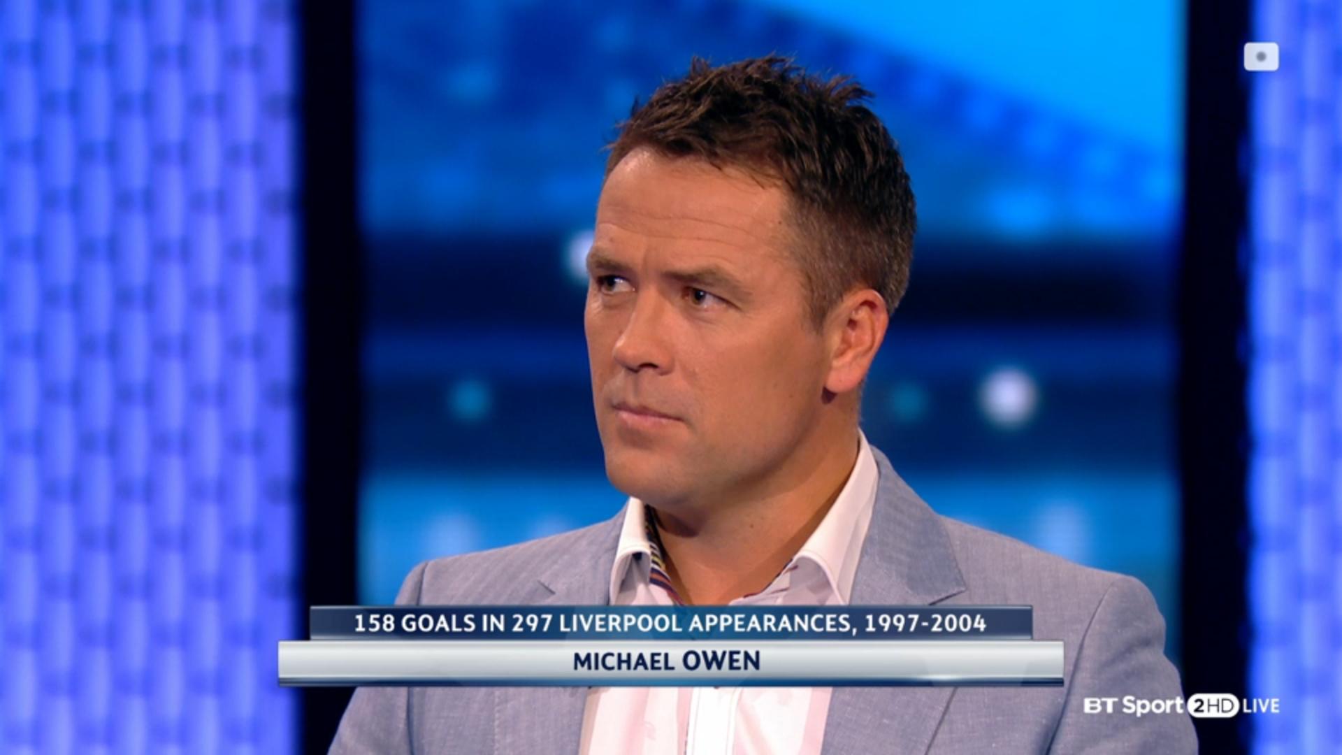 Michael Owen - BT Sport (6)