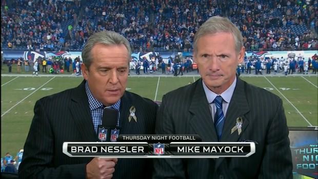 Mike Mayock - NFL Commentator (3)