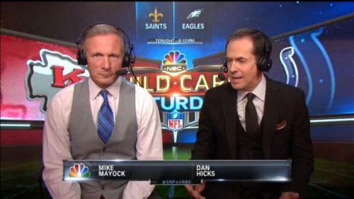 Mike Mayock - NFL Commentator (4)