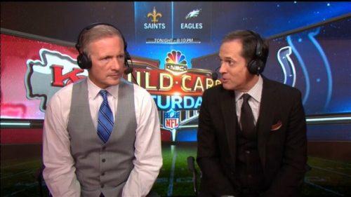 Mike Mayock - NFL Commentator (5)