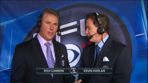 Rich Gannon - NFL on CBS Sports Commentator (2)
