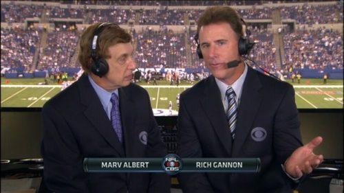 Rich Gannon - NFL on CBS Sports Commentator (3)