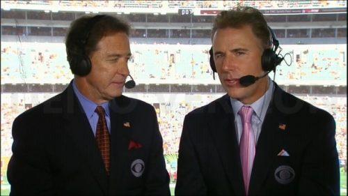 Rich Gannon - NFL on CBS Sports Commentator (5)