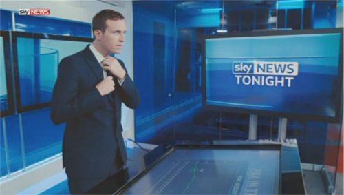 Sky News Promo 2014 - Tonight (8)