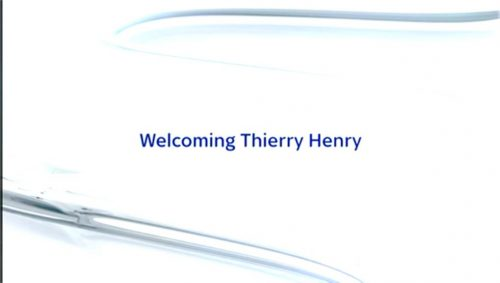 Sky Sports Promo 2014 - Welcome Thierry Henry 12-27 13-10-13