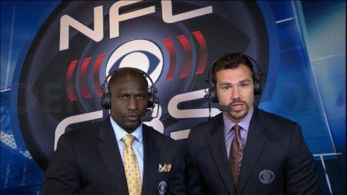 Solomon Wilcots - NFL on CBS Commentator (4)
