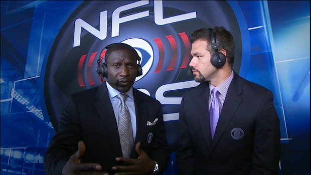 Solomon Wilcots - NFL on CBS Commentator (8)