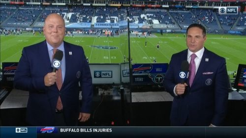 Tom McCarthy and Jay Feely (2)