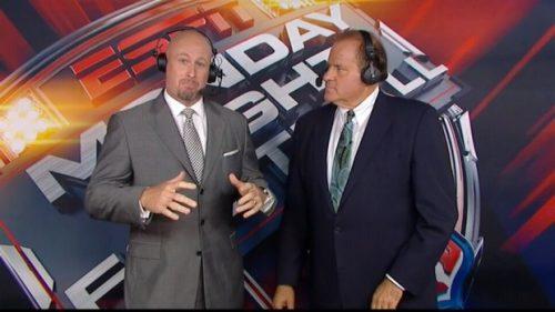 Trent Dilfer - NFL on ESPN Commentator (1)