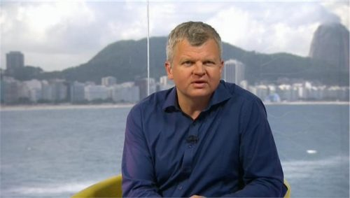 Adrian Chilles - ITV Football - World Cup 2014 (1)