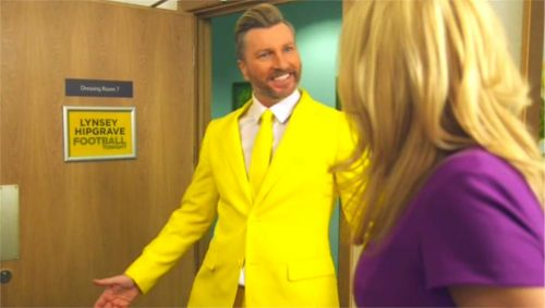 BT Sport Promo - Transfer Deadline Day 2015 with Robbie Savage and Lynsey Hipgrave (23)