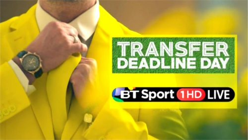 BT Sport Promo - Transfer Deadline Day 2015 with Robbie Savage and Lynsey Hipgrave (24)