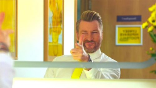 BT Sport Promo - Transfer Deadline Day 2015 with Robbie Savage and Lynsey Hipgrave (9)