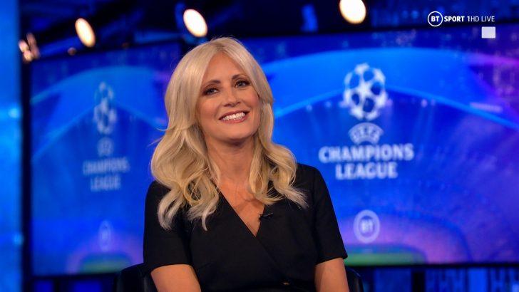 Lynsey Hipgrave - BT Sport Presenter (1)