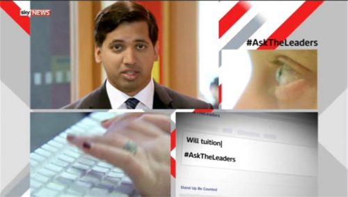 Sky News Promo 2015 - Ask The Leaders  (5)