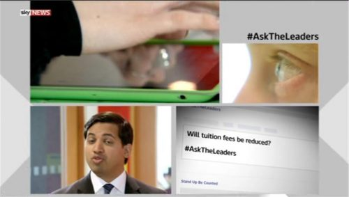 Sky News Promo 2015 - Ask The Leaders  (6)