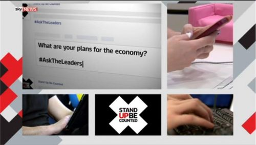 Sky News Promo 2015 - Ask The Leaders  (8)