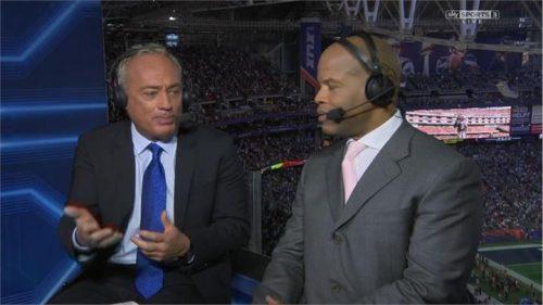 Jeff Reinebold - Sky Sports NFL Commentator (2)