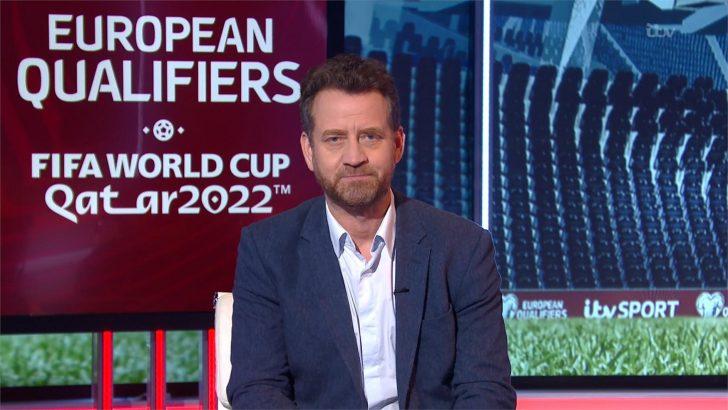 Mark Pougatch - ITV Football (2)
