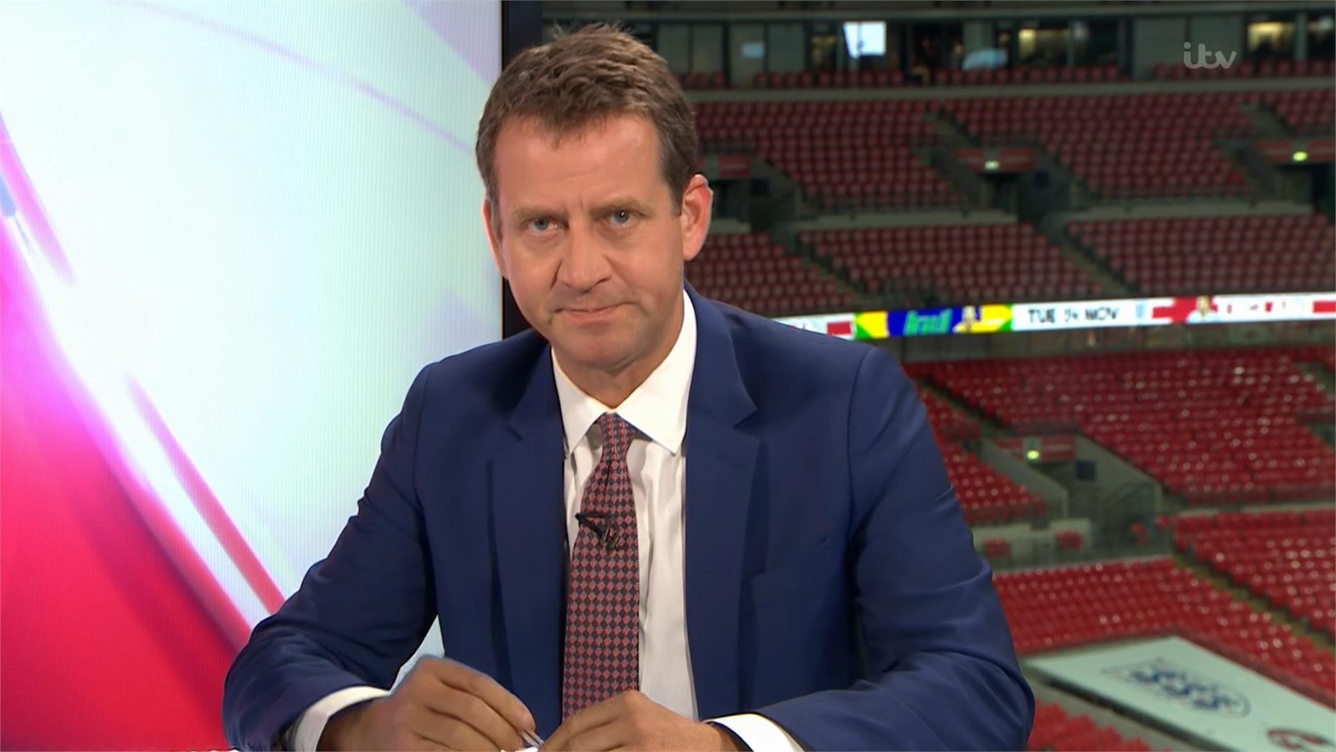 Mark Pougatch - ITV Football