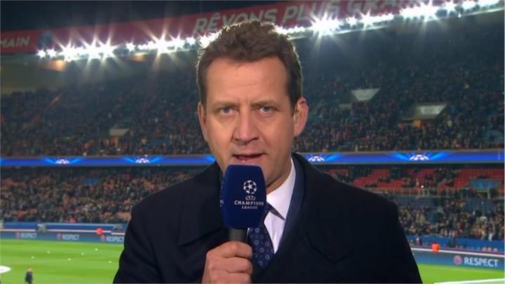 Mark Pougatch - ITV Sport Football Presenter (2)
