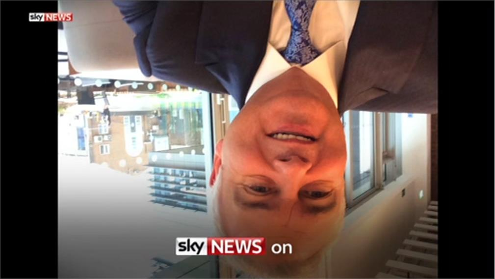 Sky News on Snapchat – Sky News Promo 2015