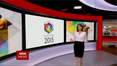 BBC News Promo 2015 - Election Today - Tonight (1)