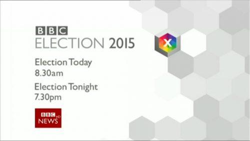 BBC News Promo 2015 - Election Today - Tonight (13)