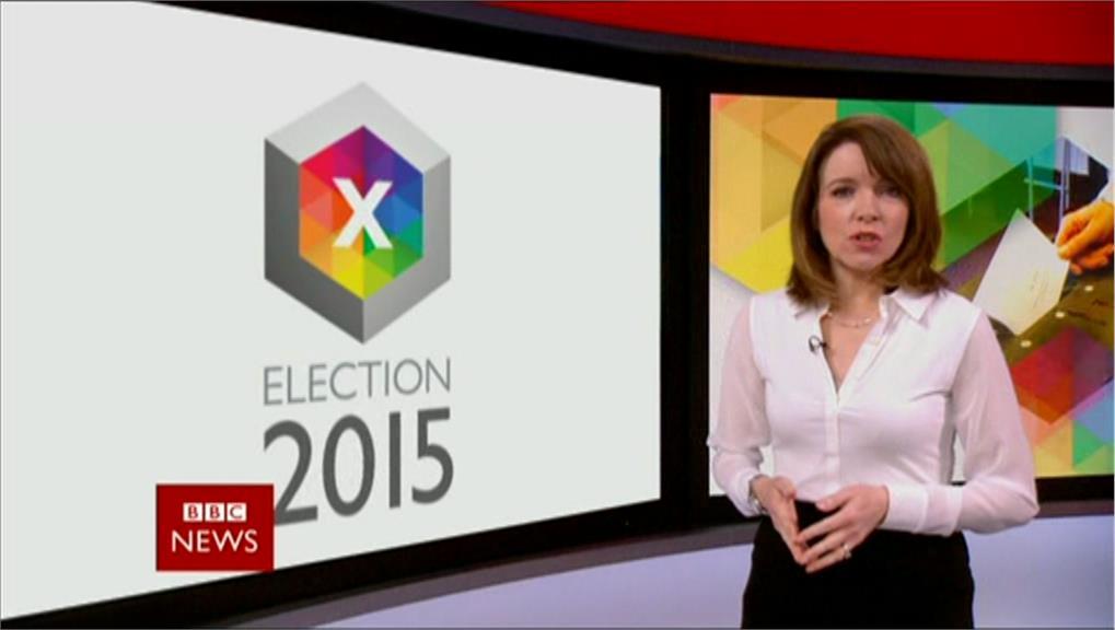 Election Today/Tonight – BBC News Promo 2015