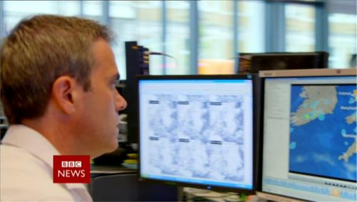 BBC News Promo - Weather for the week ahead (12)