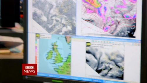 BBC News Promo - Weather for the week ahead (13)