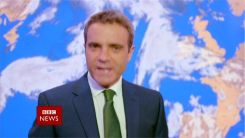 BBC News Promo - Weather for the week ahead (3)