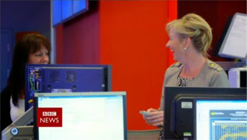 BBC News Promo - Weather for the week ahead (6)
