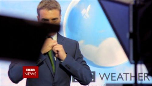 BBC News Promo - Weather for the week ahead (7)