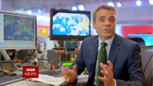 BBC News Promo - Weather for the week ahead (8)