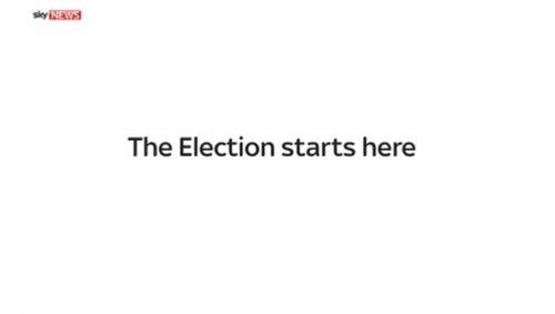 Sky News Promo 2015 - General Election - Battle for Number 10 (1)