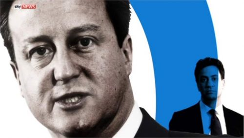 Sky News Promo 2015 - General Election - Battle for Number 10 (11)