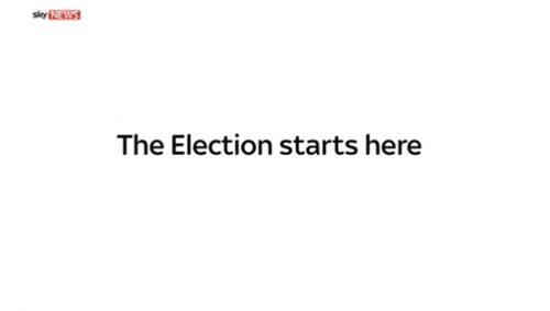 Sky News Promo 2015 - General Election - Battle for Number 10 (2)