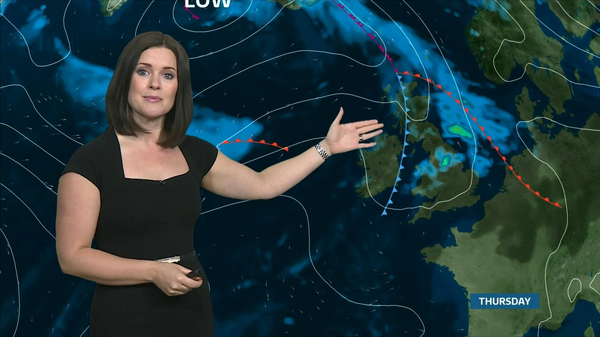 Amanda Houston - ITV Weather Presenter (2)