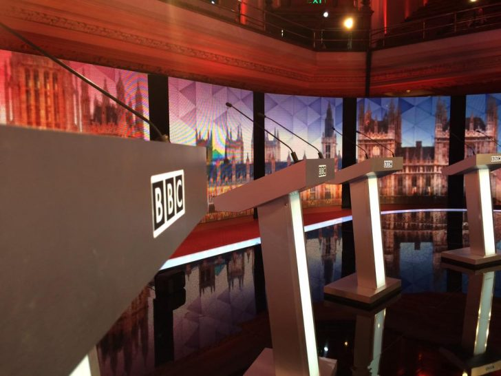 BBC Leaders' Debate 2015 – Live on BBC TV, Sky News, Radio 5 Live